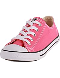 Ladies Converse Dainty Low 5449 Trainers Pink - 7
