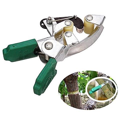 Bluelover Garten Ring Umgeben Cutter Rebschnitt Tools Obst Bäume Rinde - (Laser Chiave Cutter)