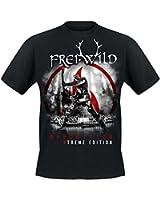 Frei.Wild - OppoXtreme T-Shirt, schwarz bis Größe 5XL