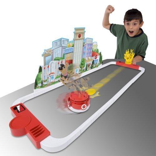 Arène de combat pokemon City Battle playset Pokémon cie avec figurine et disque de lancer pokémon noir et blanc