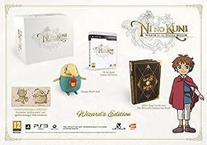 Ni No Kuni : la Vengeance de la Sorcière Céleste - Wizard's collector edition