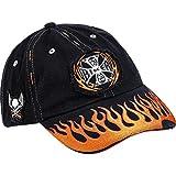 HELLFIRE Caps Cap 2.0 schwarz, Unisex, Casual/Fashion, Ganzjährig, Textil, Einheitsgröße