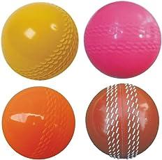 Ceela Sports Cricket Wind Balls Pack of 4