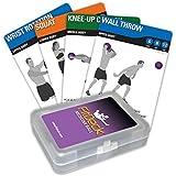 FitDeck Programme d'entraînement - Medicine Ball (balle médicale)