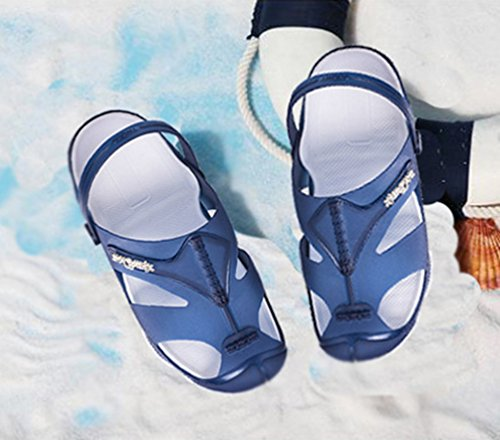 Degli Dei 3 Sandali Svago Traspirante Di Esterni Uomini Scarpe Spiaggia Della Sentao Pantofola Stile tpwgp
