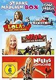 DVD Cover 'Starke Mädchen-Box [3 DVDs]