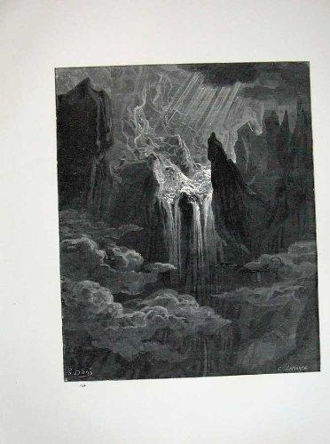 Il Paradiso 1870 di Milton della Galleria di Dore Ha Perso la Stampa di Arti - Paradise Gallerie