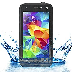 iProtect Water-, Shock- and Dirtproof Samsung Galaxy S 5 Outdoor HülleRobuste und Wasserdichte (bis 2 m) Outdoor - Hülle für das Samsung Galaxy S 5Hochwertiger Material - Mix für den perfekten Outdoor SchutzPerfekter Schutz in Verbindung mit schöner ...
