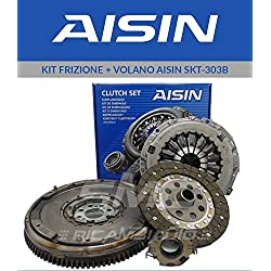 Clutch Kit Aisin Flywheel + DMF Original Toyota RAV 4 II 4 2.0 D-4D 115 CV