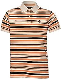 Polo rayé Timberland Medium pour hommes de Get The Label 2959J