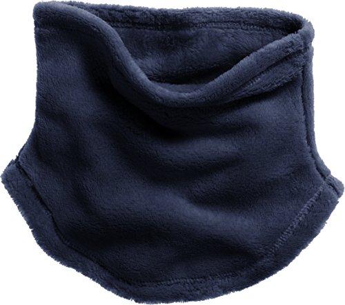 Schnizler Unisex Baby Schal Kuschel-Fleece-Schlauchschal, Oeko-Tex Standard 100, Blau (Marine 11), One Size (Herstellergröße: one size)