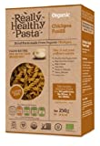 Really Healthy Pasta Organic Chickpea Fusilli 250g