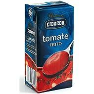 Cidacos tomate frito brick 400 gr.