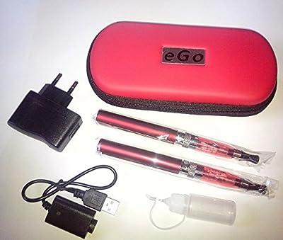 2x E Shisha Aufladbar Wiederaufladbar elektrische to go Geschmack ,kein Nikotin 0,0 von CT