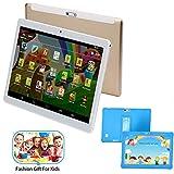 Tablette Enfant 10 Pouces 32Go ROM 4G/WiFi/OTG Android 7.1 Kids Tablette Tactile,...