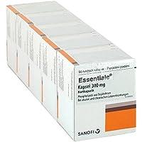 Preisvergleich für ESSENTIALE Kapseln 300 mg 250 St Hartkapseln