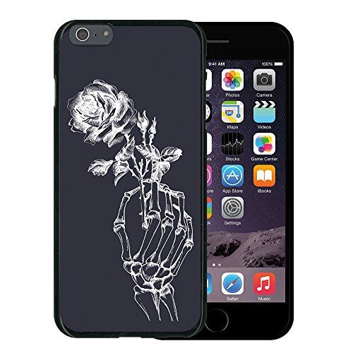 iPhone 6 Plus | 6S Plus Hülle, WoowCase Handyhülle Silikon für [ iPhone 6 Plus | 6S Plus ] Hawaii Big Waves Surf Rider Handytasche Handy Cover Case Schutzhülle Flexible TPU - Transparent Housse Gel iPhone 6 Plus | 6S Plus Schwarze D0367