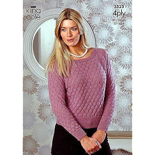 4 Ply Knitting Patterns: Amazon.co.uk