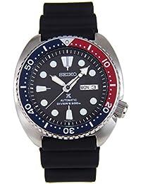 Seiko Herren-Armbanduhr Analog Automatik Plastik SRP779K1