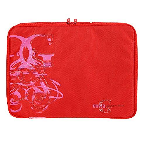 Golla G876 Curl Notebooktasche bis 41 cm (16 Zoll) rot