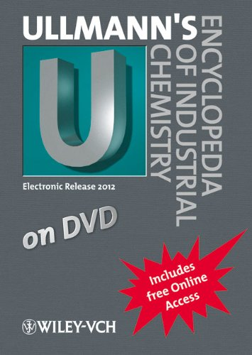 Ullmann's Encyclopedia of Industrial Chemistry: Electronic Release 2012