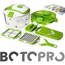 BOTOPRO - Salad Chef Smart, el Sistema de Corte más practico del Mercado