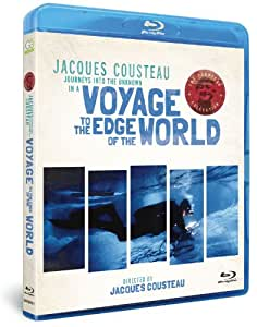 Jacques Cousteau - Voyage to the Edge of the World [Blu-ray] [Region Free] [1976]