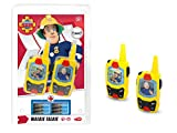 Feuerwehrmann Sam Walkie Talkie Spielzeug Funkgeräte Kinder Funk Geräte