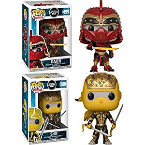 Funko POP Ready Player One Daito Shoto Stylized Vinyl Figure Bundle Set NEW