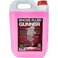 Liquido de humo de MEDIA DENSIDAD olor FRESA 5L