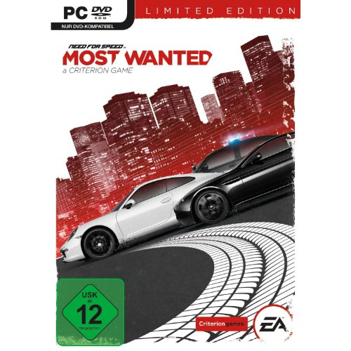 Electronic Arts Need for Speed: Most Wanted - Limited Edition - [PC]