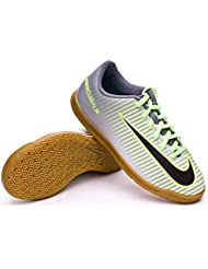 Nike Jr Mercurialx Vortex Iii Ic - Botas de fútbol Niños