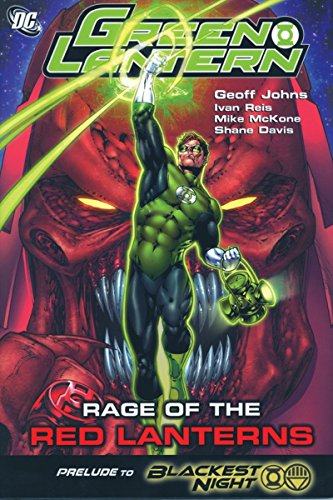 Green Lantern Cover Image