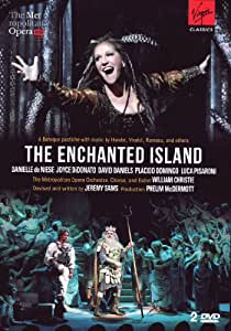 Sams, Jeremy - The Enchanted Island [2 DVDs]
