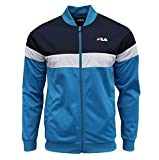 Picture Of Fila Men's Lecce Retro Track Top Tracksuit Jacket Peacoat