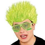 Spike Neon-Perücke, Farbe:neon-grün