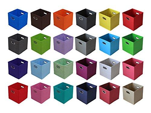 HS-Aufbewahrungsbox-MIA-Faltbox-Korb-28x28x28-cm-verschiedene-Farben