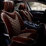 TT Housse de siège d'auto couverture de siège de coussin de caisse de cachemère à l'étranger Coussin de siège de voiture en peluche fournitures de véhicule à usage général , 5