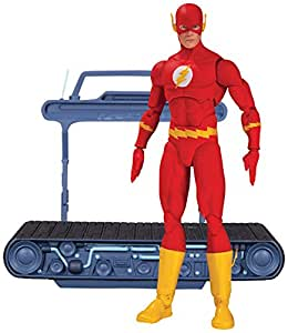 DC Collectibles DC Icons Flash Chain Lightning Action Figure, Multi Color