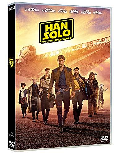 DVD Han Solo Una Historia de Star Wars