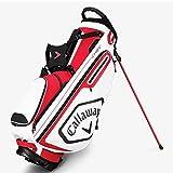 Callaway Golf Chev‿Sac de Stand pour Homme Rouge/Blanc/Noir Taille Unique
