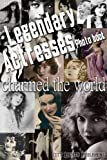 Legendary Actresses Photo book