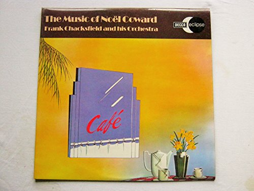 Frank Chacksfield The Music Of Noel Coward LP Decca ECS2153 EX/EX 1974 electronically reprocessed to give stereo effect Ex Stereo