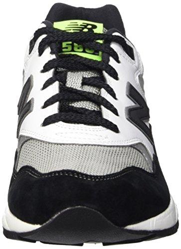 New Balance Nbmrt580kd, Chaussures de Sport Homme Nero (Black D)