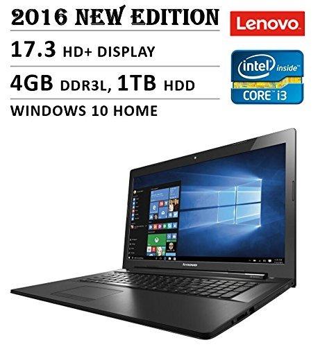 Lenovo G70 80 Laptop (Windows 10, 4GB RAM, 1000GB HDD) Black Price in India