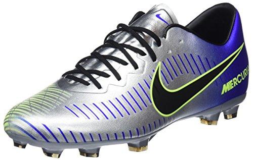 Nike Unisex-Erwachsene Mercurial Vapor XI Neymar FG Sneaker, Mehrfarbig (Indigo 001), 37.5 EU -