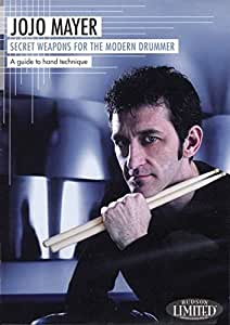 Secret Weapons/Modern Drummer [DVD] [Import anglais]