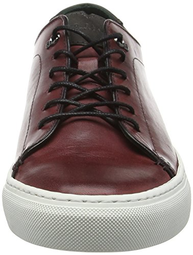 Ted Baker Kiing, Baskets Basses Homme Rouge - Rouge/rouge foncé