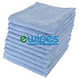 Unger Smart Color Micro Wipe 200 blau Microfasertuch 40x40cm