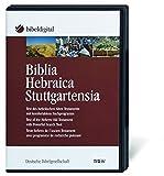 Biblia Hebraica Stuttgartensia: Text des hebräischen Alten Testaments mit komfortablem Suchprogramm